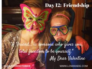 Day 12_ Friendship