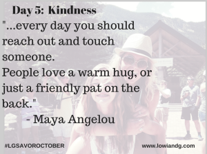 Day 5_  Kindness