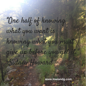 %22One half of knowing what you want is
