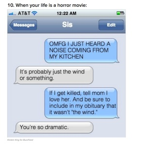 texts sisters send