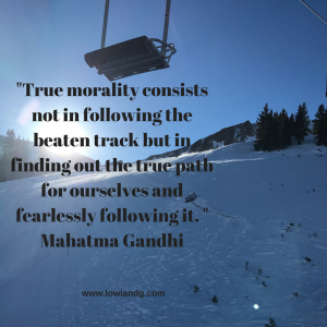 %22true-morality-consists-not-in-following-the-beaten-track-but-in-finding-out-the-true-path-for-ourselves-and-fearlessly-following-it-%22-mahatma-gandhi